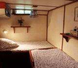 Caprice cabin twin