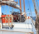 Sailing bikes