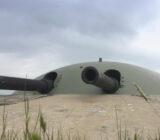 Fort by Spijkerboor guns
