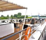 deck of De Nassau in Arnhem
