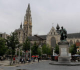 Antwerp Rubens and OLV Cathedral