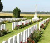 Cambrai Anneux British Cemetery