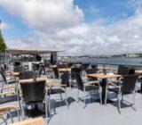 De Nassau sun deck