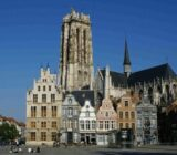 Mechelen city centre