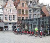 Mechelen cyclists