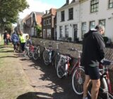 Muiden cyclists