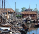 Spakenburg harbor