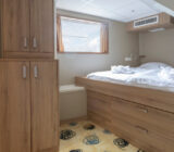 superior double cabin lower deck front