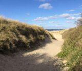 Zeeland Route dunes