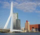 Zeelandroute Erasmusbridge Rotterdam