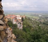 Italy Tuscany Sail and Bike view island