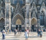 Amsterdam Cologne cathedral