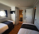Magnifique IV twin cabin lower deck