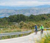Hvar cyclists