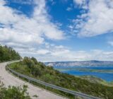 Hvar cycling route
