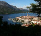 View on Korčula