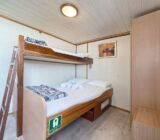 Pape Prvi double cabin with third bed