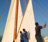 Sail Hoisting