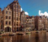 Amsterdam Antwerp Amsterdam canal