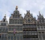 Amsterdam Antwerp Antwerp Grote Markt