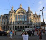 Amsterdam Antwerp Antwerp central station