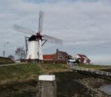 Amsterdam Antwerp Tholen windmill