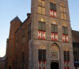 Amsterdam Antwerp Vianen city hall