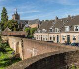 Amsterdam Antwerp Vianen wall
