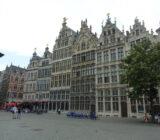 Bruges Antwerp Antwerp Grote Markt