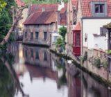 Bruges Antwerp Bruges canal