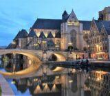 Bruges Antwerp Ghent