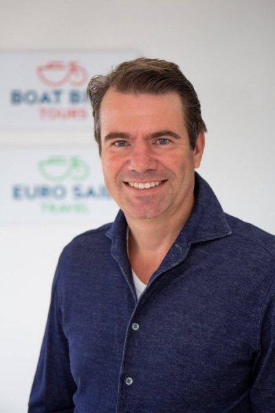 Laurens Winkel   Owner of Boat Bike Tours