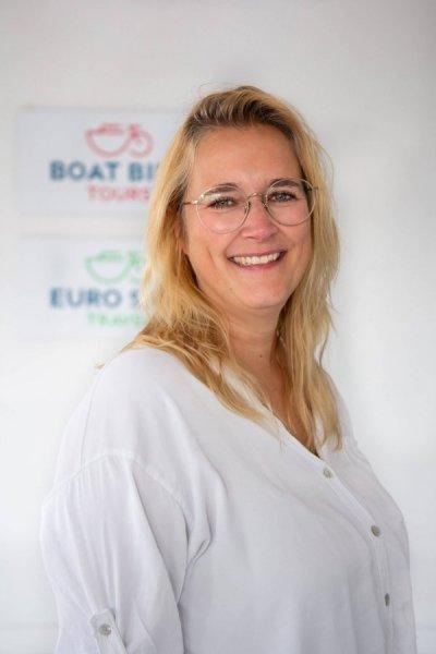 Paula Baas   Tour advisor for groups and charters
