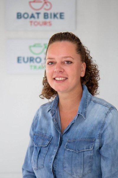 Petra van der Gulik    Tour advisor
