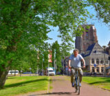 Leeuwarden cyclist