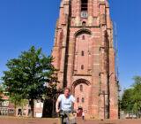Cyclist De Oldehove Leeuwarden