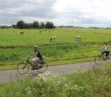 Friesland_biking in Friesland
