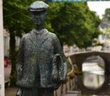 Harlingen statue