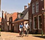 Hindeloopen village streets